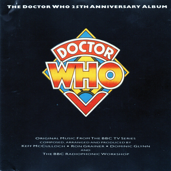 BBC Radiophonic Workshop - The Doctor Who 25th Anniversary Album