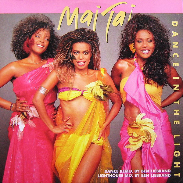 Mai Tai - Dance In The Light