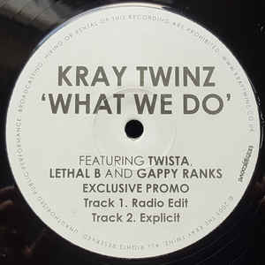 Kray Twinz - What We Do