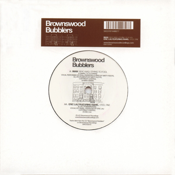 Eric Lau - Brownswood Bubblers (Part 4)