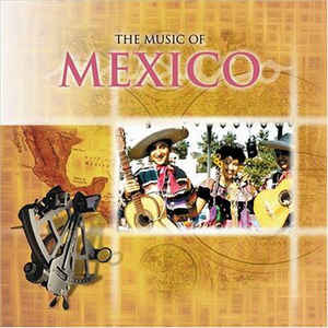 Alberto Guarani - The Music Of Mexico