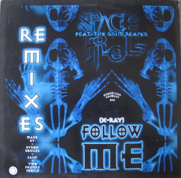 Space Frog - (X-Ray) Follow Me (Remixes)