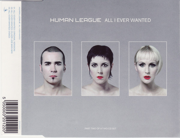 Human League, The - All I Ever Wanted
