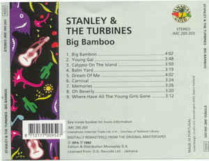 Stanley And The Turbines - Big Bamboo