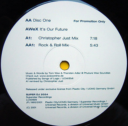 AWeX - It's Our Future