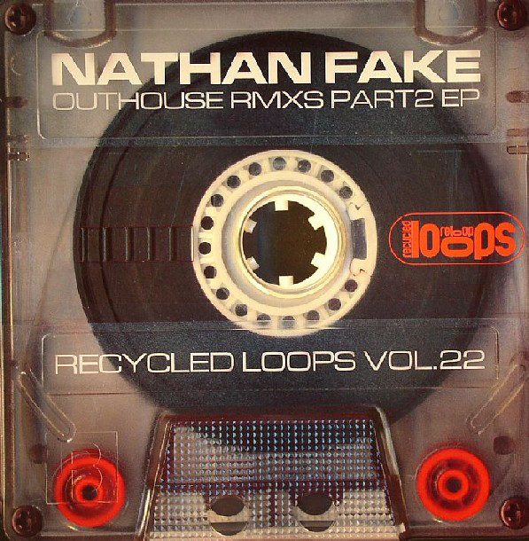 Nathan Fake - Outhouse Rmxs Part2 EP