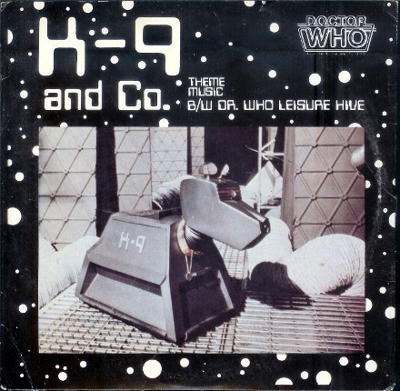BBC Radiophonic Workshop - K-9 And Co. / Dr. Who