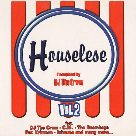 DJ The Crow - Houselese Vol. 2