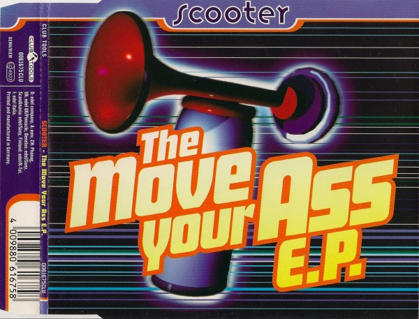 Scooter - The Move Your Ass E.P.
