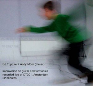 Andy Moor (2) - Improvisation For Guitar + Turntables