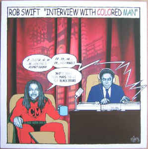 Rob Swift - Interview With Colored Man