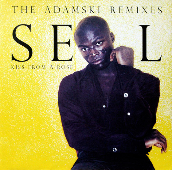 Seal - Kiss From A Rose: The Adamski Remixes